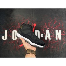 Cheap Jordan 11 Heiress black white Item No 852625-652 36-44