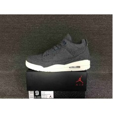 Cheap Jordan 3 Wool grey 40-46