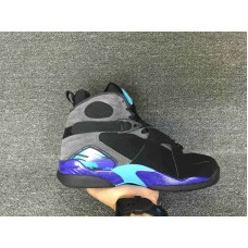 cabd757ad6ac84 Cheap Jordan 8 Aqua black blue Item No 305381-025 41-46