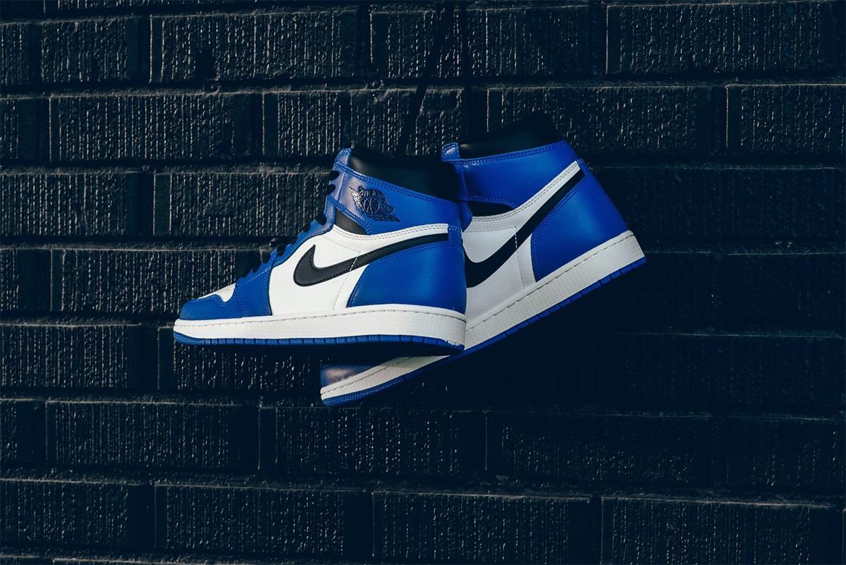 Air Jordan 1 Top Color Match Top 5